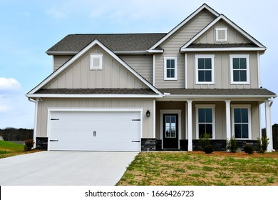Newly constructed home for sale at Georgia, USA