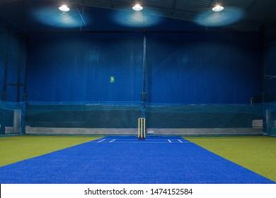 newly opened cricket indoor stadium
