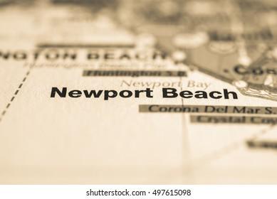 Newport Beach, USA.