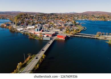 Newport City, Vermont