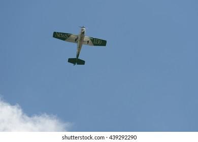 Cessna 172 Skyhawk Images, Stock Photos & Vectors   Shutterstock