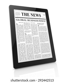 news tablet