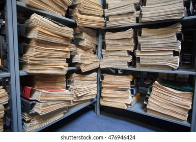 Newspapers archive