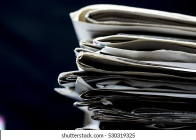 Newspapers sheets