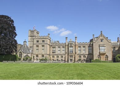 Newstead Abbey, Nottingham, UK