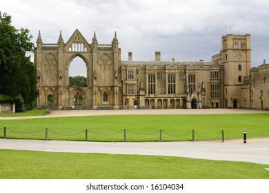 Newstead Abbey Nottingham UK