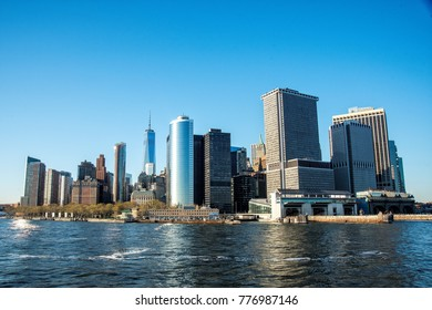 newyork manhattan cityscape