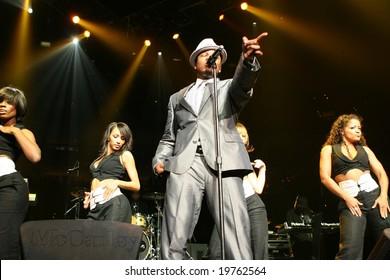"Ne-yo, Jam'n 94.5 ""Monster Jam"" October 27th, 2008, TD Banknorth Garden, Boston, MA"