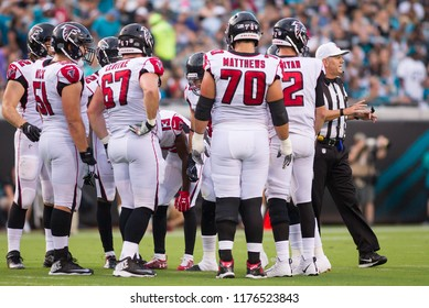 NFL - Atlanta Falcons Vs. Jacksonville Jaguars