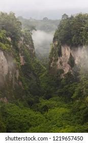 Ngarai Maaram - Bukittinggi - West Sumatera