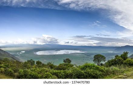Ngorongoro Crater NP