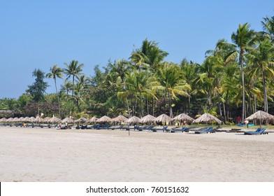 Ngwe Saung beach, Myanmar