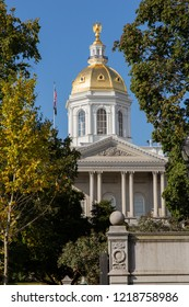 NH State House In Concord
