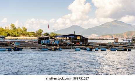 NHA TRANG, VIETNAM - SEP 30, 2014: One of the Islands near Nha Trang on the South China Sea, Vietnam. South China Sea is 3,500,000 square kilometres