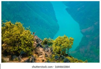 Nho Que River in Ha Giang