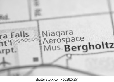 Niagara Aerospace Museum. New York (State). USA.