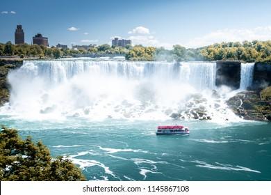 Niagara American falls, New York, USA