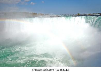 Niagara fall in Canada