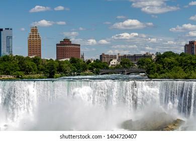 Niagara Falls - American Falls, Ontario, Canada
