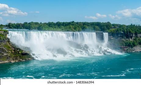 Niagara Falls in Buffalo New York