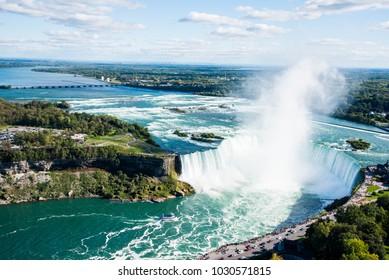 Niagara Falls - Horseshoe Falls