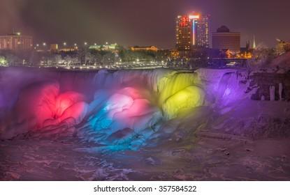 Imagenes Fotos De Stock Y Vectores Sobre Niagara Falls