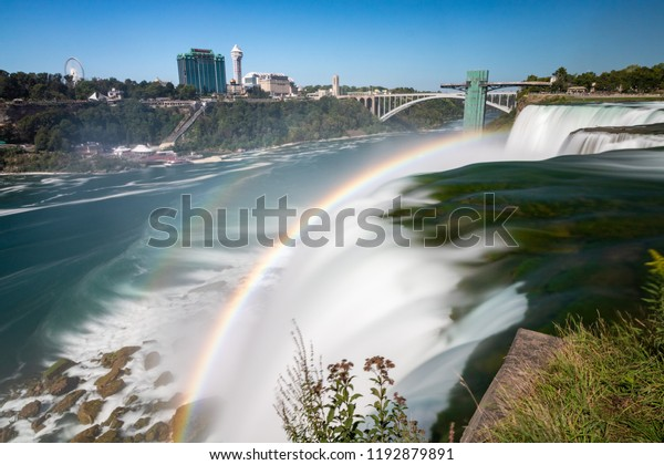 Niagara Falls New York September 16 Stock Photo Edit Now