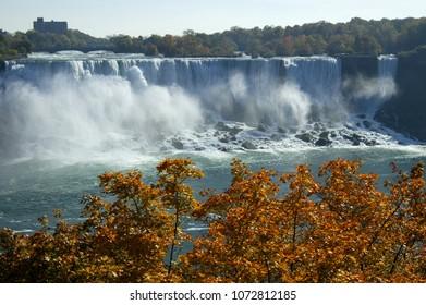 Niagara Falls, USA site