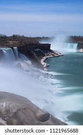 Niagara falls view during day