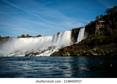 Niagara falls waterfalls travel look