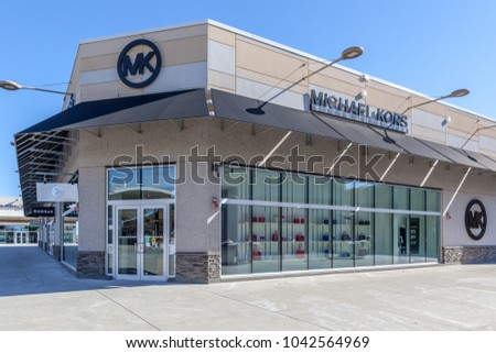 2087a4c1c698 Niagara On Lake Canada March 4 Stock Photo (Edit Now) 1042564969 ...