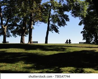Niagara on the lake, Queen's Royal Park, Ontario, Canada