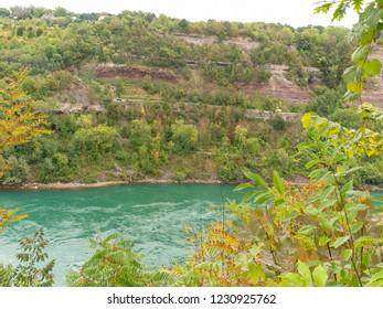 Niagara River and Escarpment
