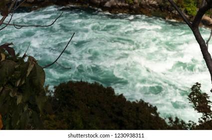 Niagara: Whirlpool rapids