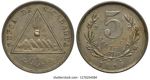 Nicaragua Coins Images Stock Photos Vectors Shutterstock