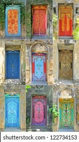 Nice Bali doors  sc 1 st  Shutterstock & Indonesian Door Images Stock Photos u0026 Vectors | Shutterstock
