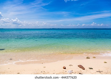 Nice beach in Krabi area, Thailand.