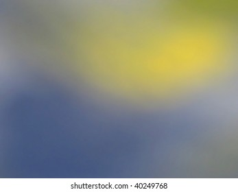 nice blue & yellow smooth background