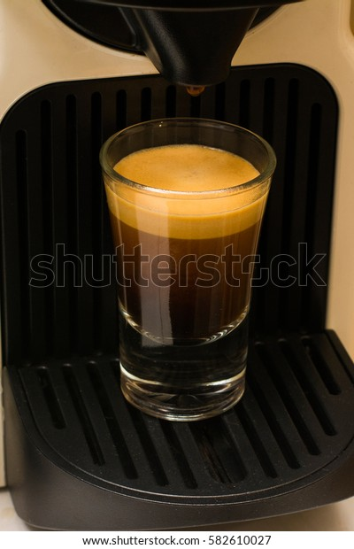 Nice coffee, ready to drink!