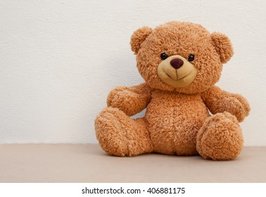Nice and cute teddy bear