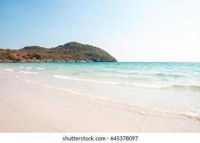 Nice day and beautiful beach