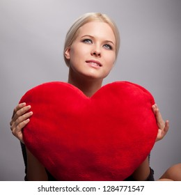 nice girl with big heart