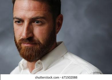 Nice handsome