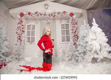 De In Vectores Heels Stock High ImágenesFotos Snow Y Sobre BthrCdxsQ