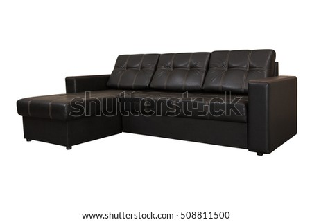 Cool Nice Leather Sofa Stock Photo Edit Now 508811500 Andrewgaddart Wooden Chair Designs For Living Room Andrewgaddartcom