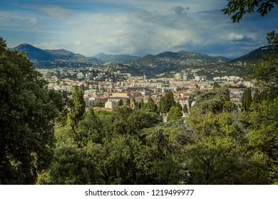 Nice Panorama, French Alps