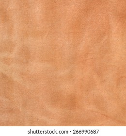 Nice pattern or background of orange leather