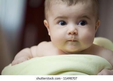 Nice small baby