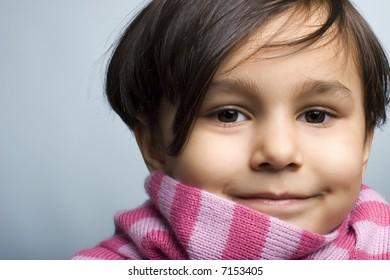 Nice small girl