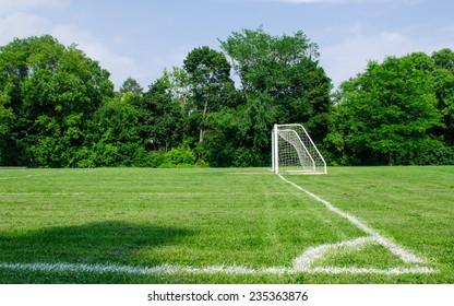 Nice Soccer Field